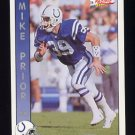 1992 Pacific Football #127 Mike Prior - Indianapolis Colts