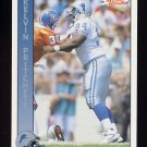 1992 Pacific Football #095 Kelvin Pritchett - Detroit Lions