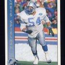 1992 Pacific Football #094 Chris Spielman - Detroit Lions