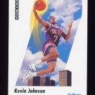 1991-92 Skybox Basketball #582 Kevin Johnson - Phoenix Suns