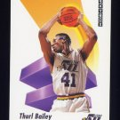 1991-92 Skybox Basketball #276 Thurl Bailey - Utah Jazz
