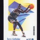 1991-92 Skybox Basketball #202 Terry Catledge - Orlando Magic