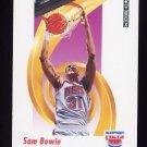 1991-92 Skybox Basketball #178 Sam Bowie - New Jersey Nets