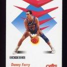 1991-92 Skybox Basketball #049 Danny Ferry - Cleveland Cavaliers