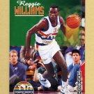 1992-93 Skybox Basketball #065 Reggie Williams - Denver Nuggets