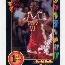 1991-92 Wildcard Basketball #114 David Butler - UNLV Ex