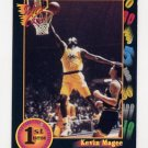 1991-92 Wildcard Basketball #109 Kevin Magee - U. of California Irvine Ex