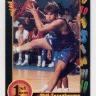 1991-92 Wildcard Basketball #018 Phil Zevenbergen - Washington Ex