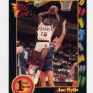 1991-92 Wildcard Basketball #010 Joe Wylie - Miami, FL Ex