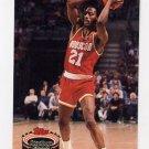1992-93 Stadium Club Basketball #076 Sleepy Floyd - Houston Rockets
