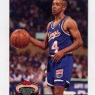 1992-93 Stadium Club Basketball #072 Spud Webb - Sacramento Kings