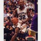 1992-93 Stadium Club Basketball #065 Sean Elliott - San Antonio Spurs