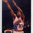 1992-93 Stadium Club Basketball #026 Hersey Hawkins - Philadelphia 76ers