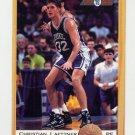 1993 Classic Basketball #106 Christian Laettner - Minnesota Timberwolves