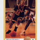 1993 Classic Basketball #065 Bryon Russell - Utah Jazz
