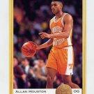 1993 Classic Basketball #008 Allan Houston - Detroit Pistons