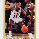 1993 Classic Basketball #007 Lindsey Hunter - Detroit Pistons