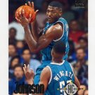 1993-94 Stadium Club Basketball #178 Larry Johnson HC - Charlotte Hornets