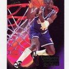 1993-94 Ultra Basketball Inside/Outside #10 Walt Williams - Sacramento Kings