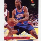 1993-94 Ultra Basketball #244 Lindsey Hunter RC - Detroit Pistons