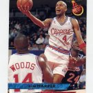 1993-94 Ultra Basketball #086 Ron Harper - Los Angeles Clippers