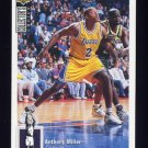1994-95 Collector's Choice Basketball #353 Anthony Miller RC - Los Angeles Lakers