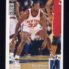 1994-95 Collector's Choice Basketball #269 Herb Williams - New York Knicks