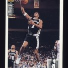1994-95 Collector's Choice Basketball #263 J.R. Reid - San Antonio Spurs