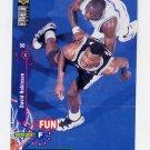 1994-95 Collector's Choice Basketball #189 David Robinson TO - San Antonio Spurs