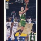 1994-95 Collector's Choice Basketball #111 Detlef Schrempf - Seattle Supersonics