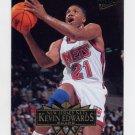 1995-96 Ultra Basketball #230 Kevin Edwards - New Jersey Nets