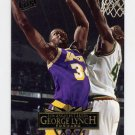 1995-96 Ultra Basketball #225 George Lynch - Los Angeles Lakers