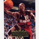 1995-96 Ultra Basketball #202 Mookie Blaylock - Atlanta Hawks