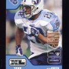 2002 Upper Deck XL Football #472 Mike Green - Tennessee Titans