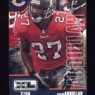 2002 Upper Deck XL Football #457 Rabih Abdullah - Chicago Bears