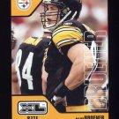 2002 Upper Deck XL Football #373 Mark Bruener - Pittsburgh Steelers