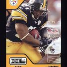 2002 Upper Deck XL Football #363 Amos Zereoue - Pittsburgh Steelers