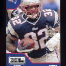 2002 Upper Deck XL Football #265 Antowain Smith - New England Patriots