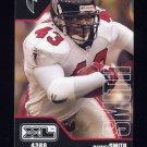 2002 Upper Deck XL Football #027 Maurice Smith - Atlanta Falcons