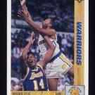 1991-92 Upper Deck Basketball #396 Mario Elie RC - Golden State Warriors