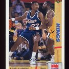 1991-92 Upper Deck Basketball #375 Lionel Simmons - Sacramento Kings