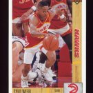 1991-92 Upper Deck Basketball #251 Spud Webb - Atlanta Hawks