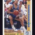 1991-92 Upper Deck Basketball #246 Pooh Richardson - Minnesota Timberwolves