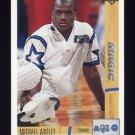 1991-92 Upper Deck Basketball #224 Michael Ansley - Orlando Magic