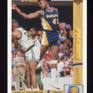 1991-92 Upper Deck Basketball #218 LaSalle Thompson - Indiana Pacers