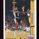 1991-92 Upper Deck Basketball #214 Rod Strickland - San Antonio Spurs