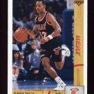 1991-92 Upper Deck Basketball #149 Bimbo Coles - Miami Heat