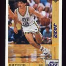 1991-92 Upper Deck Basketball #136 John Stockton - Utah Jazz