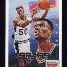 1991-92 Upper Deck Basketball #094 David Robinson - San Antonio Spurs