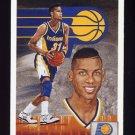 1991-92 Upper Deck Basketball #090 Reggie Miller - Indiana Pacers